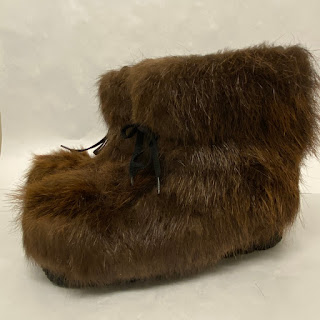 Beaver Fur Boots
