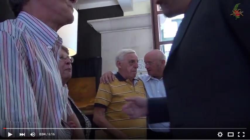 Vídeo - Encontro Nacional de Antigos Alunos do Liceu de Lamego - 2015