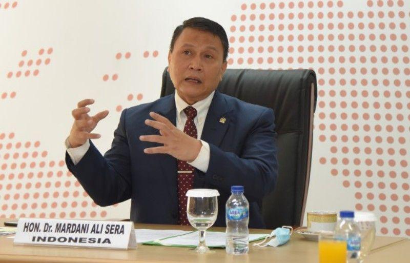PAN Inginkan Evaluasi Amandamen UUD 1945, PKS Justru Sebut 'Berbahaya' Jika Dilakukan Sekarang