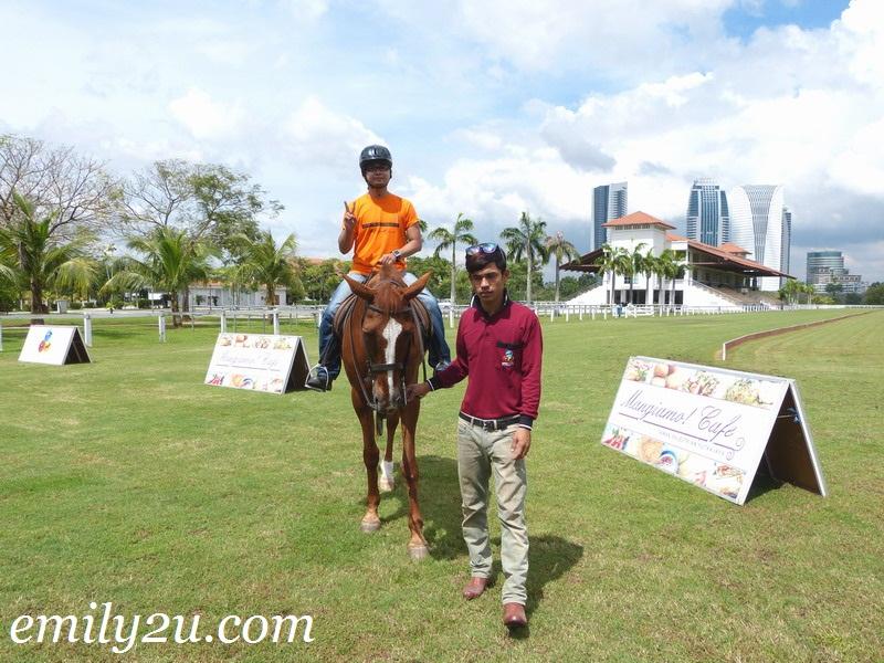Equestrian Park Putrajaya
