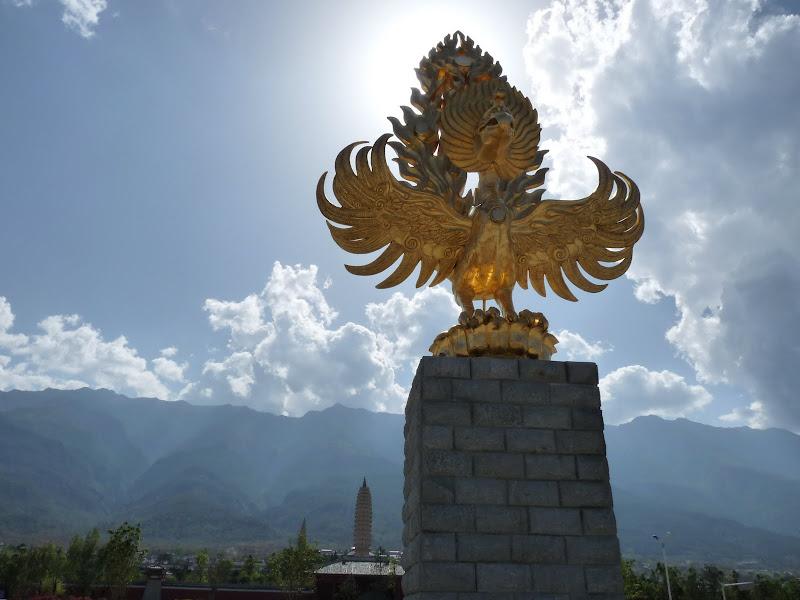 Chine. Yunnan Dali .En vélo vers le lac ERHAI - P1170770.JPG