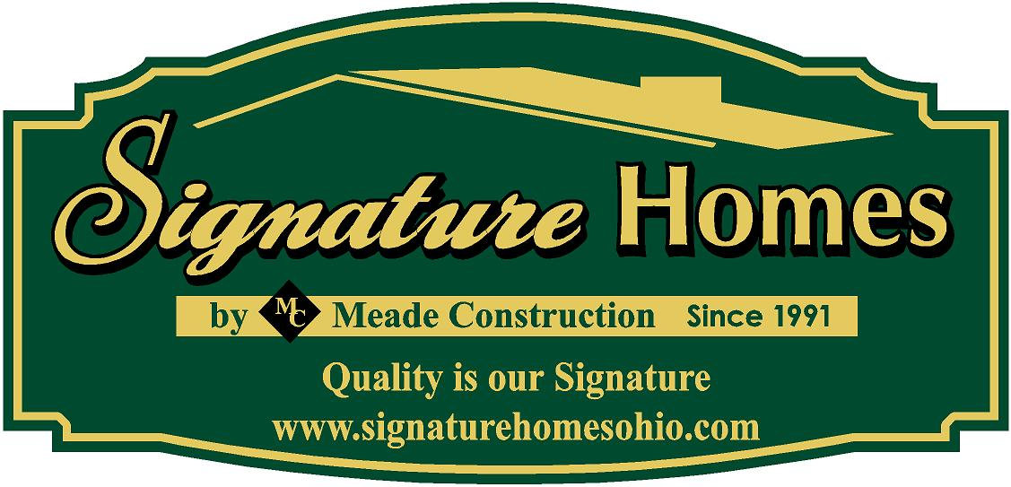 Custom Home Builders in Ohio | Signature Homes by Meade Construction at 10 N Mill St, Mansfield, OH