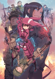 Sword Art Online Alternative: Gun Gale Online - SAO Alternative Gun Gale Online (2018)