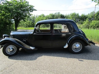 Citroën Traction 11 BL 1947