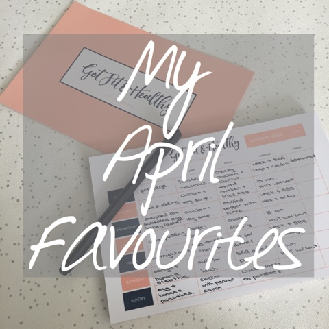 april-favourites