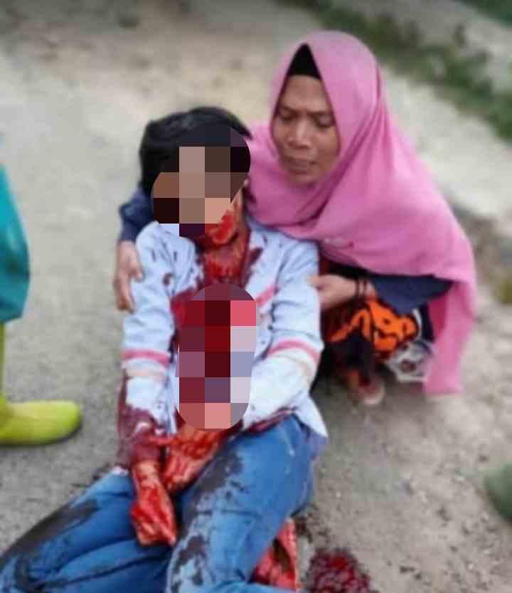 Diduga Suami Membunuh Istrinya di Batur Banjarnegara.
