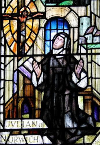 Julian Of Norwich And The Precious Blood Of Christ