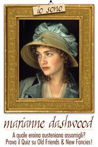 Io sono Marianne Dashwood!