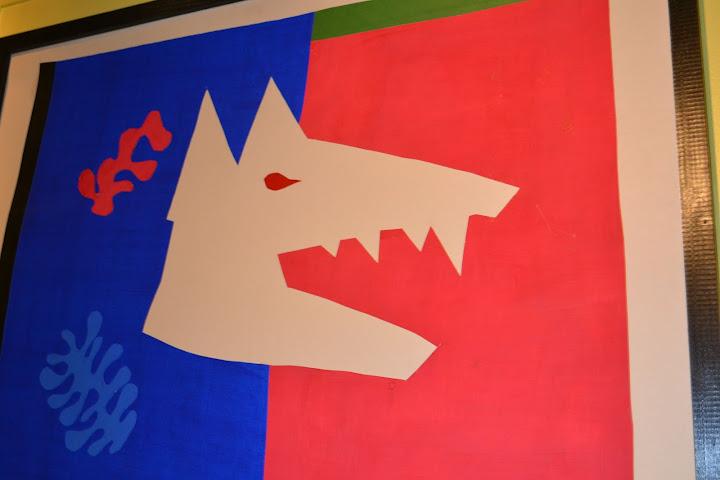 ar Bleiz  le loup