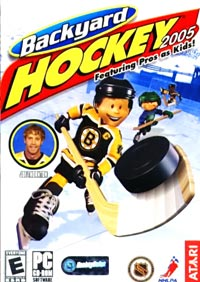 Backyard Hockey 2005 - Review By Steven Winslow