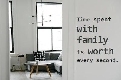 Mahukan keluarga bahagia? Meh buat 6 tip ni.