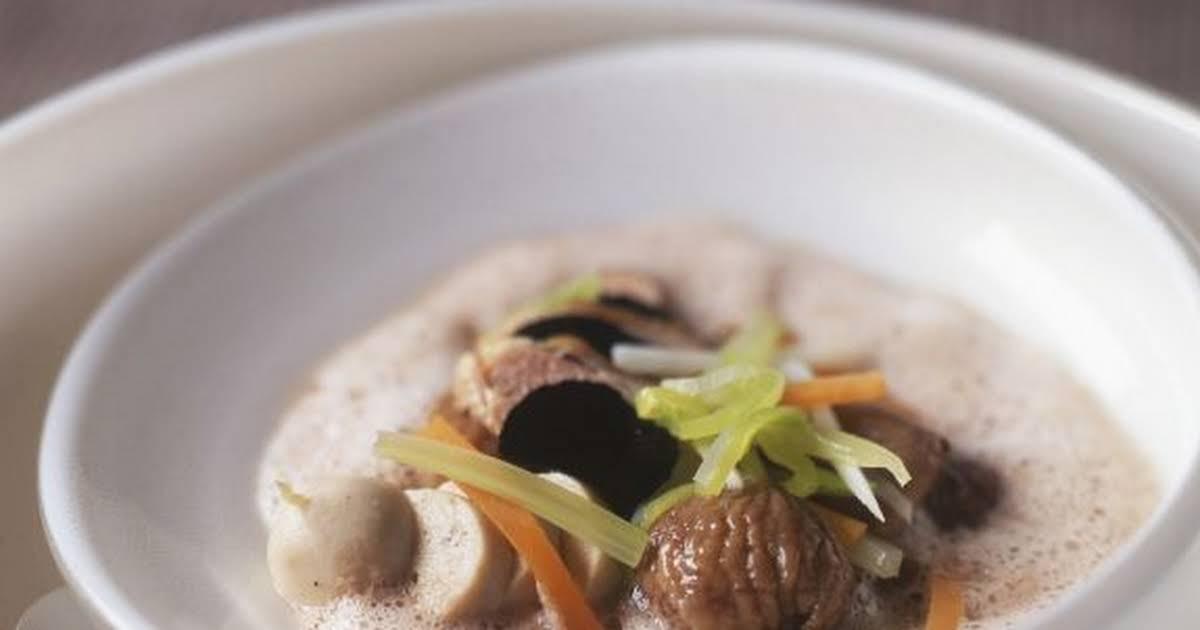 black truffle soup recipes yummly