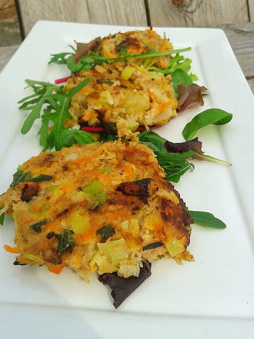 Welcome to Mommyhood Healthy toddler meals: tuna cakes (paleo)