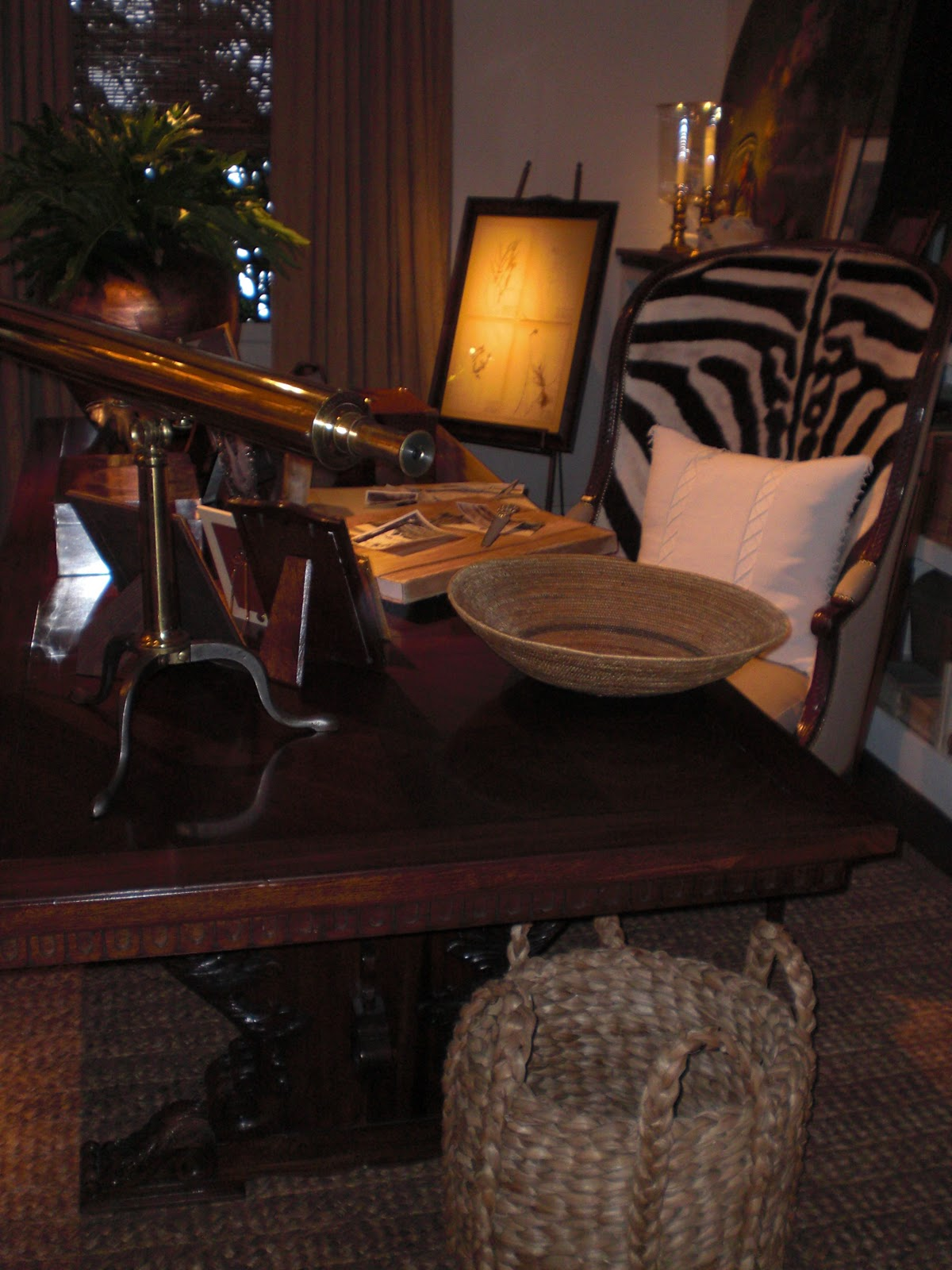 Manner Style Ralph Lauren Home Releases Safari Inspired