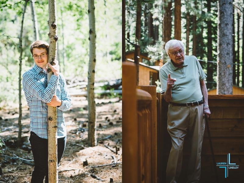 Tahoe Family Portraits