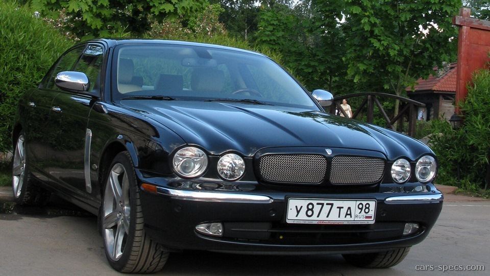 2006 jaguar xj series xjr specifications pictures prices. Black Bedroom Furniture Sets. Home Design Ideas