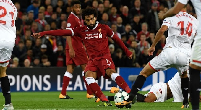 Video: Liverpool 2 – 2 Sevilla [Champions League] Highlights 2017/18