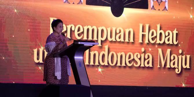 Megawati: Why Not Panglima TNI dari Perempuan?