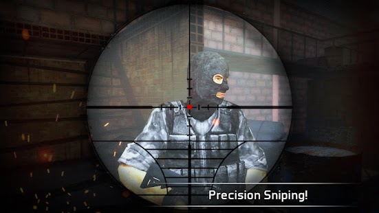 Silent Assassin Sniper 3D screenshot