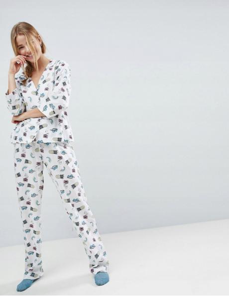 Женские пижамные брюки Asos
