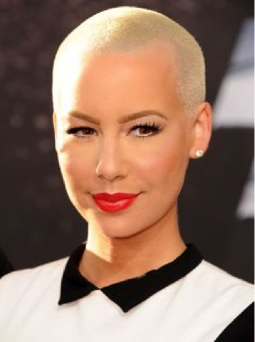 Magnificent All Hair Makeover Amber Rose Hair Hairstyle Inspiration Daily Dogsangcom