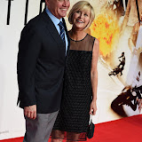 OIC - ENTSIMAGES.COM - Don Granger and Lisa McRee at the  Mission Impossible - Rogue Nation  Exclusive Screening in London 25th July 2015 Photo Mobis Photos/OIC 0203 174 1069