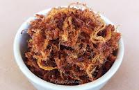 Resepi Serunding Daging Kelantan
