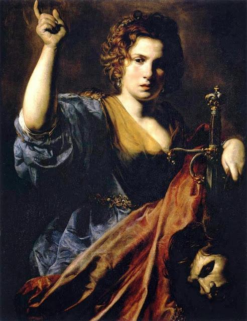 Valentin de Boulogne - Judith