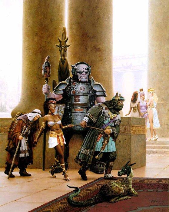 Agony Of Scary Warrior, Magick Warriors 3