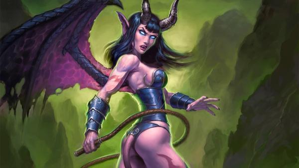 Smile Of Satanic Demoness, Demonesses 2