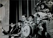 """КВН в гостях у """"Алло мы ищем таланты"""", г. Москва, ноябрь 1970 г."""