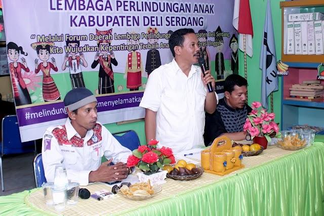 Santri Tewas di Aniaya Kakak Kelas, Ketua LPA Deli Serdang,Desak Kementrian PPPA Cabut Status Pesantren Ramah Anak Darul Arafah