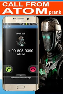 Call From Atom Steel Prank - náhled