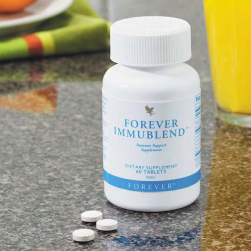 forever immublend support all aspect of the immune function