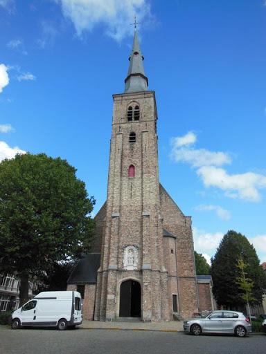 Iglesia de Santa Ana (Sint-Annakerk)