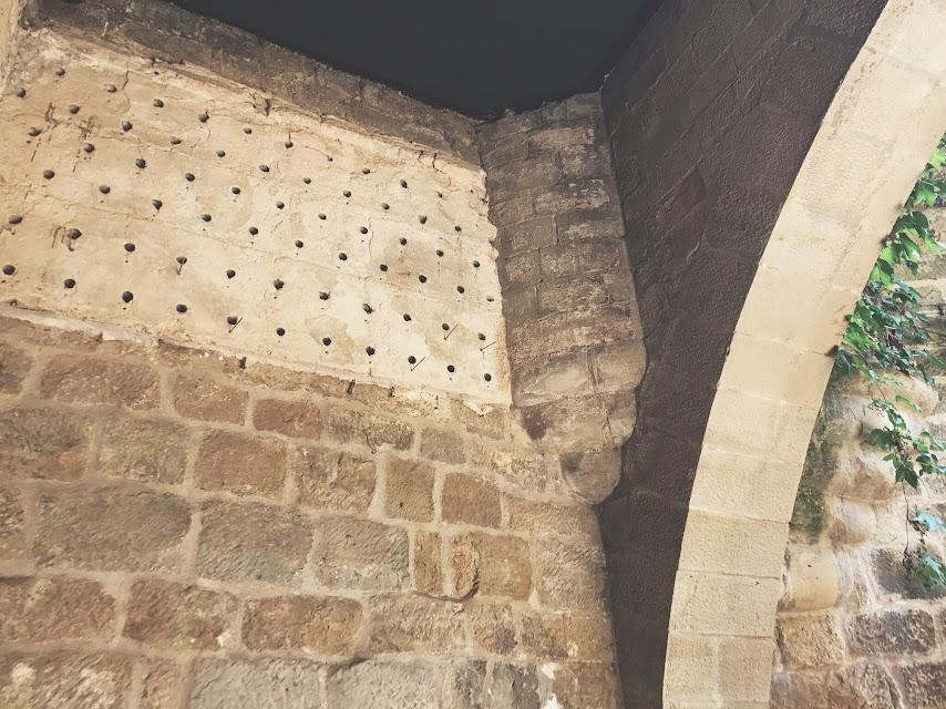 La pajarera del palacio de Olite