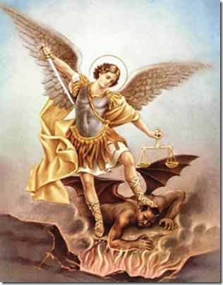 El Arcángel San Miguel para que invocarlo: