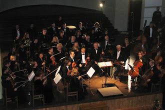 Photo: Vilniaus muzikos mėgėjų orkestras.