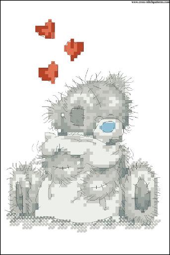 Teds hug chart