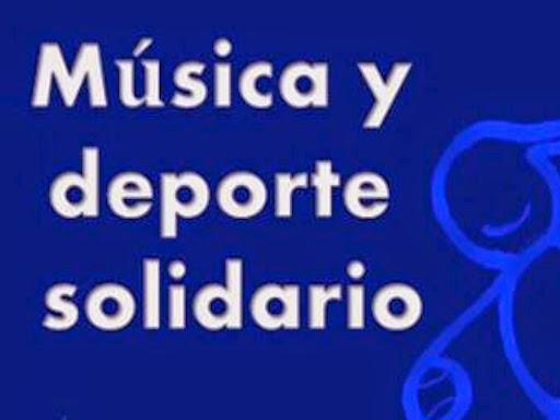 """""""Música y Deporte Solidario"""", que se celebrará el próximo 19 de mayo, a las 19.00 horas, en el Centro Cultural Tomás y Valiente."""