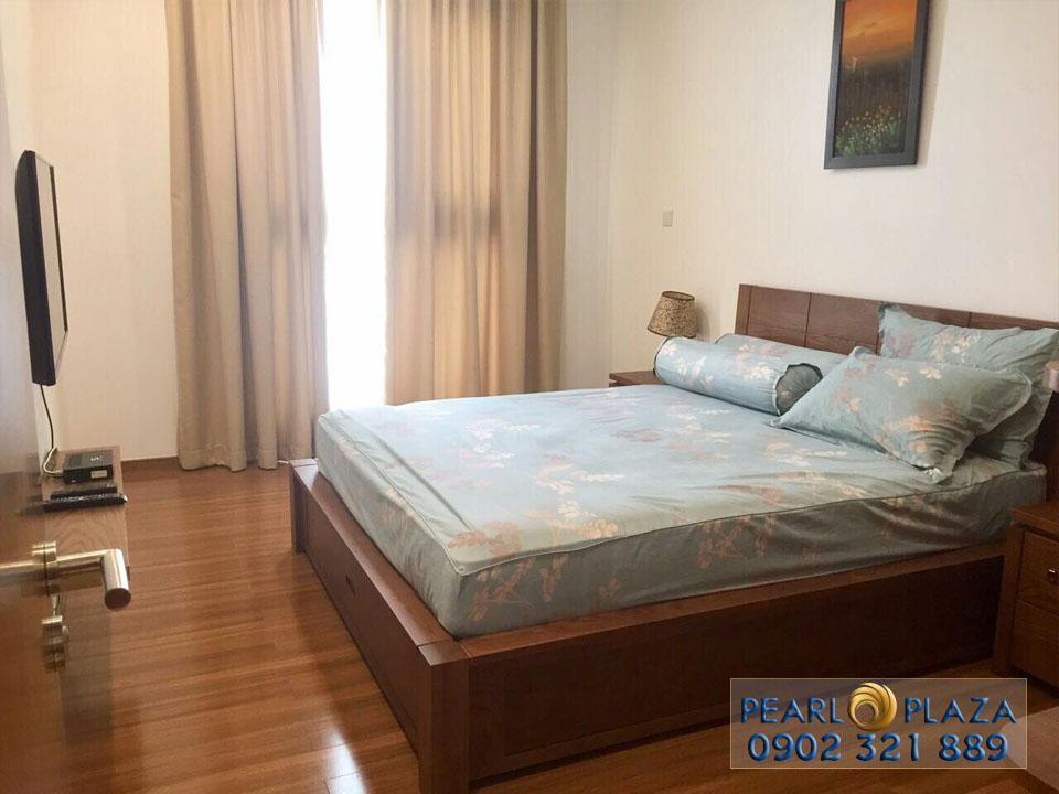 cần cho thuê căn hộ 2 phòng ngủ tại pearl plaza điện biên phủ