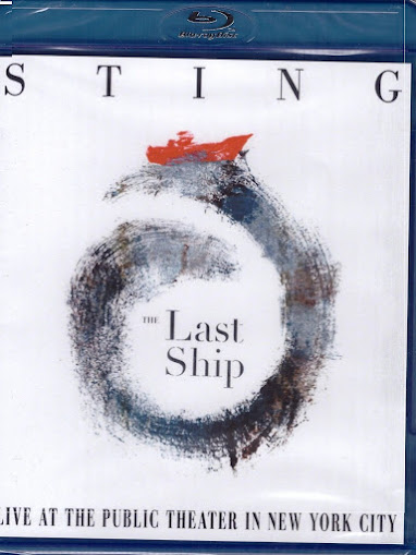 Sting: The Last Ship at the Public Theater [BD25]