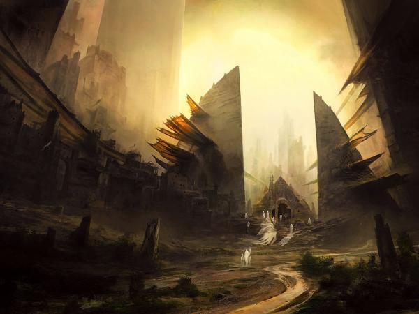 Weird Lands Of Fantasy 7, Magical Landscapes 4