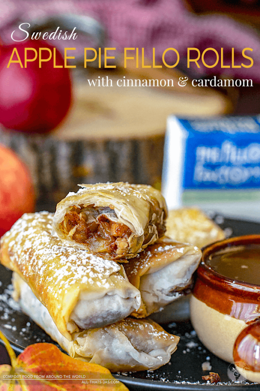 Swedish-Apple-Pie-Fillo-Rolls.