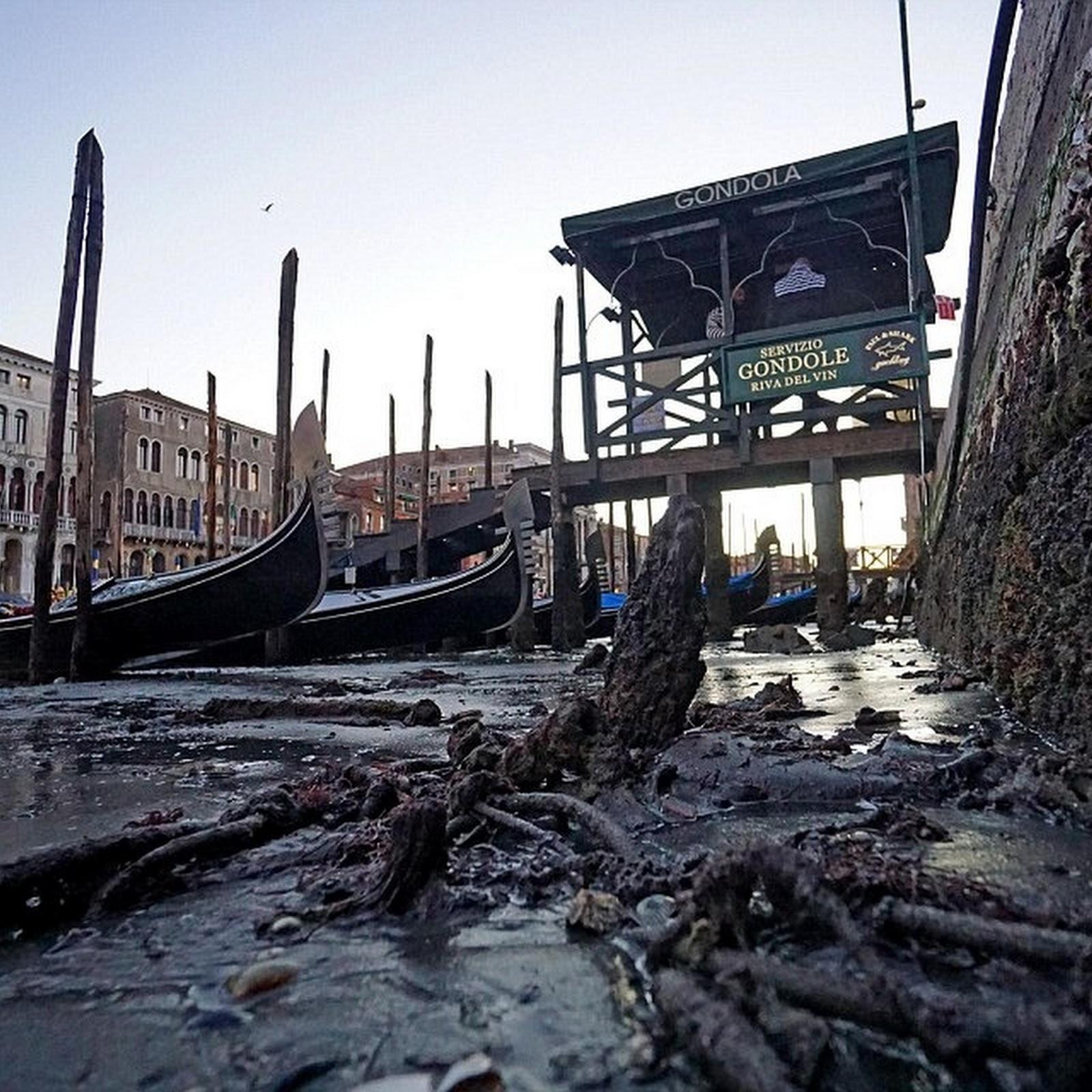 Venice Minus Water