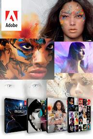 Adobe Creative Suite 6 reklám plakát tervezés.