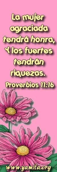 Proverbios Para La Mujer