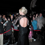 WWW.ENTSIMAGES.COM - Jennifer Ellison  Whatsonstage.com Awards Concert & afterparty at Palace Theatre, Shaftesbury Avenue, London,                                                      February 17th 2013                                                    Photo Mobis Photos/OIC 0203 174 1069