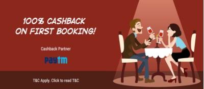 PocketIn App - 100% Paytm Cashback On First Restaurant Bill