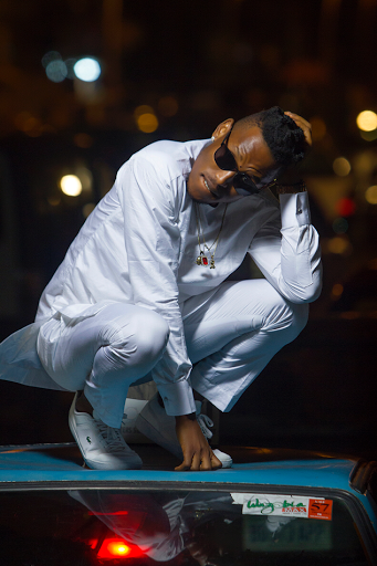 MR 2KAY EULOGIZES PORT HARCOURT ROOTS IN NEWLY RELEASED PICTURES